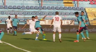 Liga 1: Hermannstadt bifeaza a treia victorie din sezon, in fata gruparii lui Viorel Moldovan