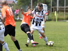 Liga 1: Hermannstadt castiga la Cluj in prima mansa a barajului de mentinere