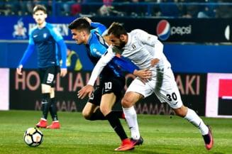 Liga 1: Ianis Hagi aduce o victorie pretioasa pentru Viitorul