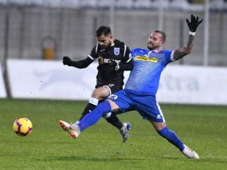 Liga 1: Inca un pas gresit facut de Craiova, in deplasare la FC Botosani