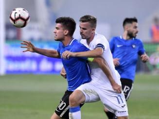 Liga 1: Meciul dintre Viitorul si U Craiova s-a terminat la egalitate