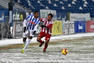 Liga 1: Mircea Rednic pierde al doilea meci la rand pe banca lui Poli Iasi, din nou pe final de joc