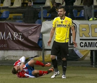 Liga 1: Otelul castiga cu mari emotii la Brasov