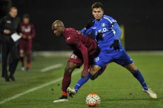 Liga 1: Pandurii si CFR, remiza cu goluri la Severin