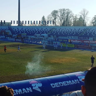 Liga 1: Poli Iasi castiga al doilea meci la rand, Dunarea Calarasi amenintata cu retrogradarea