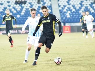 Liga 1: Poli Iasi intra in lupta pentru play-off dupa victoria cu Astra