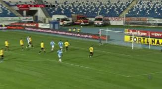 Liga 1: Poli Iasi revine pe final si ii refuza lui FC Voluntari o victorie atat de asteptata