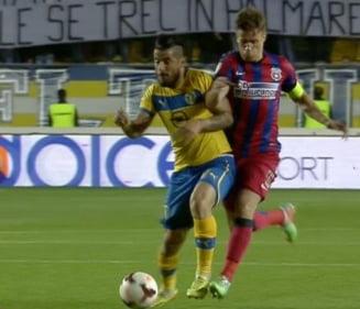 Liga 1: Remiza spectaculoasa intre Petrolul si Steaua