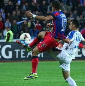 Liga 1: Remiza spectaculoasa intre Steaua si Pandurii