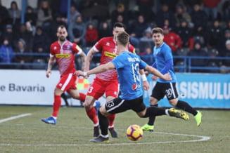Liga 1: Remiza spectaculoasa intre Viitorul si FC Botosani