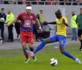 Liga 1: Remiza tensionata intre Steaua si Petrolul