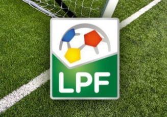 Liga 1: Rezultatele inregistrate in meciurile de luni