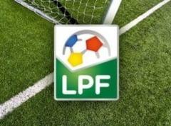 Liga 1: Rezultatele inregistrate miercuri si programul de joi