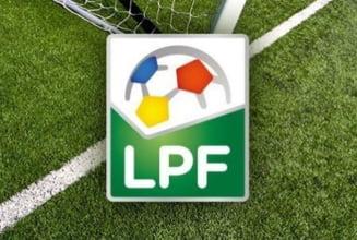 Liga 1: Rezultatele inregistrate miercuri