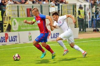 Liga 1: Steaua, doar egal cu FC Botosani dupa un nou meci slab