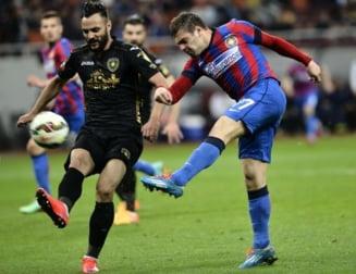 Liga 1: Steaua, inca un rezultat dezamagitor