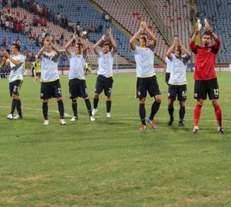 Liga 1: Steaua a castigat derbiul cu Astra