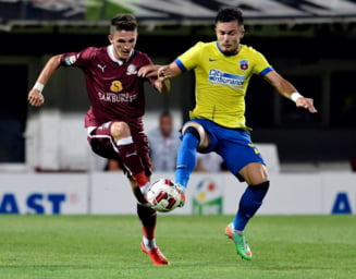 Liga 1: Steaua a invins Rapidul in Giulesti