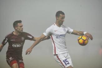 Liga 1: Steaua castiga cu CFR si devine lidera in play-off