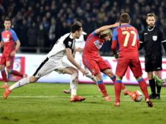 Liga 1: Steaua castiga la limita marele derbi cu Astra