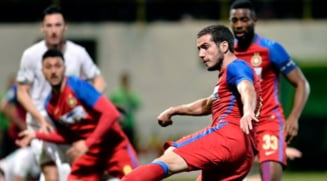 Liga 1: Steaua pierde cu FC Voluntari