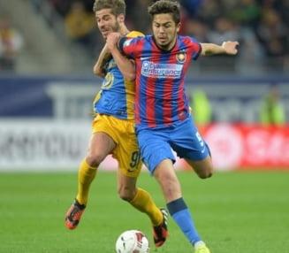 Liga 1: Steaua pierde cu Petrolul si lupta pentru titlu se incinge