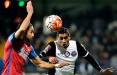 Liga 1: Steaua s-a distrat cu Viitorul lui Hagi