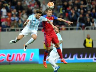 Liga 1: Steaua salveaza un punct pretios pe final la Targu Mures