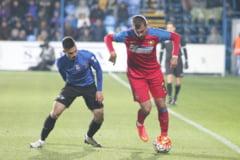 Liga 1: Steaua trece usor de Viitorul si mai spera la titlu