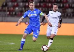 Liga 1: U Craiova invinge Astra