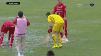 Liga 1: UTA invinge FC Voluntari in returul barajului, dar ilfovenii raman in prima liga