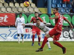 Liga 1: Un nou pas gresit pentru Edi Iordanescu si Gaz Metan Medias
