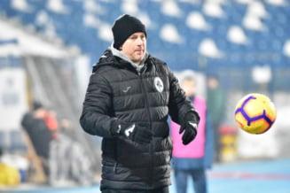 Liga 1: Un nou rezultat dezamagitor pentru Edi Iordanescu