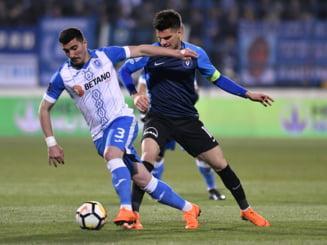 Liga 1: Universitatea Craiova castiga marele derbi al rundei cu Viitorul lui Hagi
