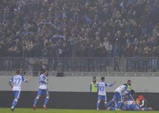 Liga 1: Universitatea Craiova invinge Viitorul lui Hagi si o depaseste pe FCSB in clasament