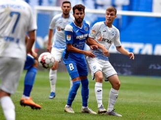Liga 1: Universitatea Craiova trece de nou-promovata Clinceni dupa un final dramatic