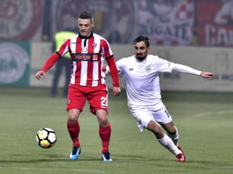 Liga 1: Victorie facila pentru Dinamo