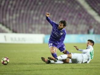Liga 1: Victorie importanta pentru Poli Timisoara