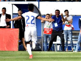 Liga 1: Viitorul bifeaza a doua victorie din sezon. Super gol marcat de pustiul Dragus