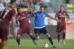 Liga 1: Viitorul face cel mai bun meci al sezonului si o invinge clar pe CFR Cluj. Eurogol semnat de Cosmin Matei