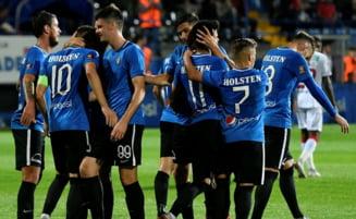 Liga 1: Viitorul incheie turul cu o victorie. Ianis Hagi a marcat din nou