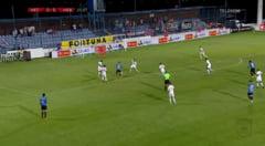 Liga 1: Viitorul invinge Hermannstadt dupa o repriza secunda superba si urca pe locul 1 in clasament