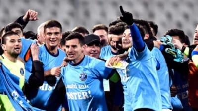 Liga 1: Viitorul invinge campioana si egaleaza FCSB
