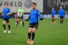 Liga 1: Viitorul lui Gica Hagi rateaza in premiera intrarea in play-off, dupa un meci foarte slab cu Academica Clinceni