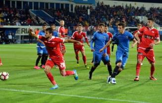 Liga 1: Viitorul lui Hagi smulge un egal cu Dinamo