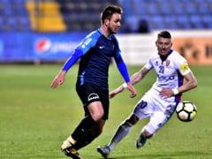 Liga 1: Viitorul prinde ultimul loc de play-off, dupa o victorie la limita cu FC Botosani