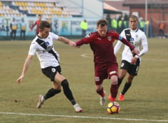 Liga 1: Voluntari pierde puncte mari in ultima secunda cu Gaz Metan, in play-out