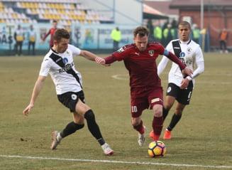 Liga 1: Voluntari pierde puncte mari in ultima secunda cu Gaz Metan, in play-out
