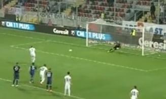 Liga 1: Astra invinge cu un penalty si revine pe primul loc
