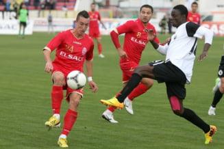 Liga 1: Botosani trece de U Cluj, dupa un penalti la limita